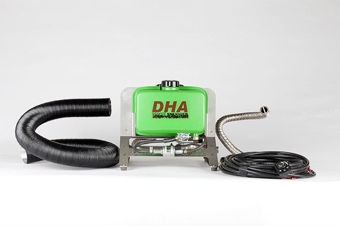 Snugger Remote Sf2 Diesel Heater Dha Diesel Heating