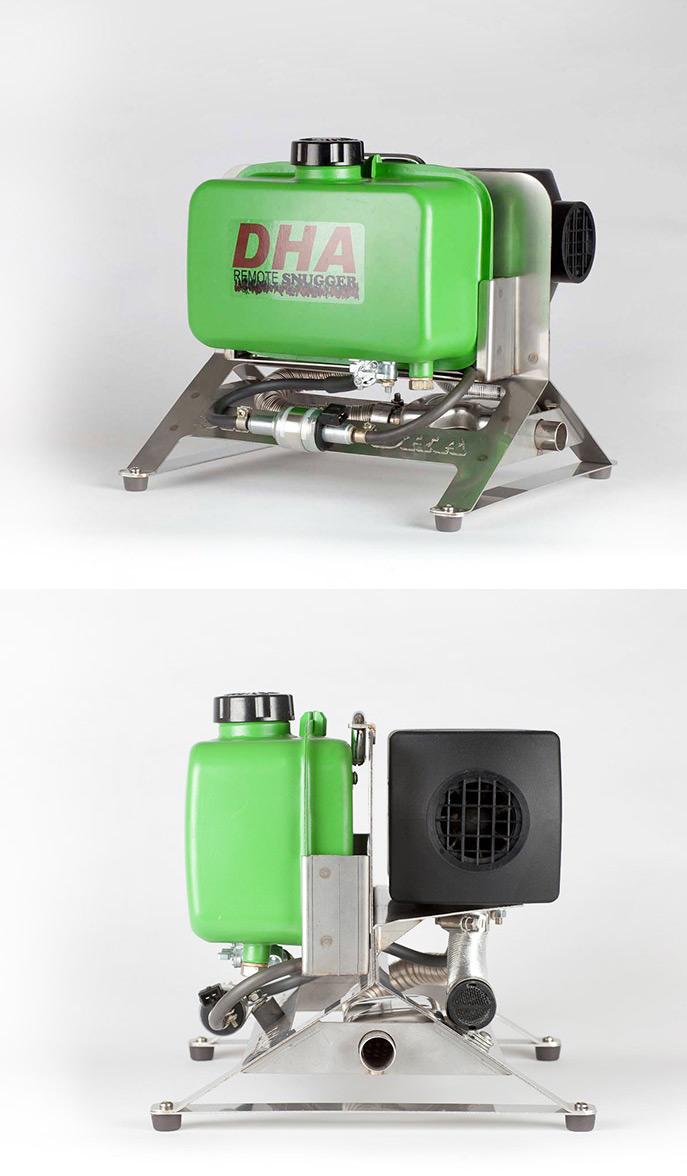 Snugger Remote SF2 Diesel Heater (Full Kit)
